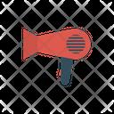 Dryer Blower Hair Icon