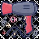 Hair Dryer Blow Dryer Salon Equipment Icon