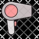 Dryer Hot Blower Icon