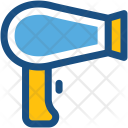 Hair Dryer Blow Icon