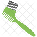 Hair dye brush Icon