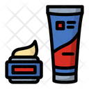 Hair Gel Gel Cream Icon