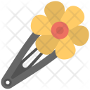 Hair Pin Accessory Icon