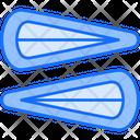 Hair Pins Icon
