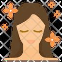 Hair Spa Beauty Icon