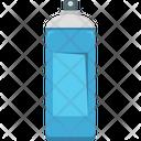Hair Spray Spray Bottle Hair Lacquer Icon