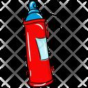 Hair Spray Styling Spray Spray Bottle Icon