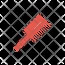 Hairbrush Comb Salon Icon
