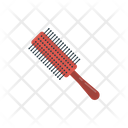 Hairbrush Comb Beauty Icon
