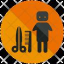 Hairdresser Icon