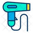 Hir Blower Hair Dryer Dryer Icon