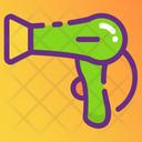 Hair Dryer Blow Dryer Salon Icon