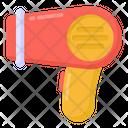 Hairdryer Icon