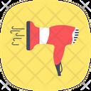 Hair Dryer Salon Icon