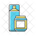 Hairspray And Styling Gel Icon