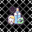 Hairspray Refill Icon