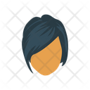 Hairstyle Girl Makeup Icon