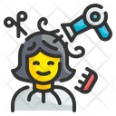 Hairstylist Icon