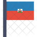 Haiti Flag Icon