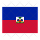 Haiti Flag Flags Icon