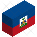 Flag Country Haiti Icon