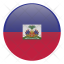 Haiti National Country Icon