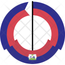 Haiti Country Flag Icon