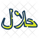 Halal Icon
