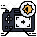 Half Camera Icon