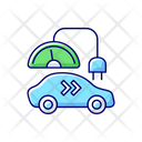 Level 2 Charger Installation Icon