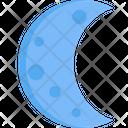 Half Moon Cold Night Icon