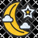 Half Moon Icon