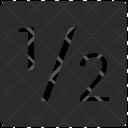 Half root Icon
