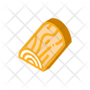 Half Wooden Trunk Icon