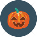 Halloween Pumpkin Scary Icon