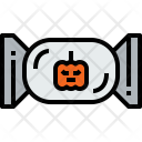 Halloween Candy Holiday Icon