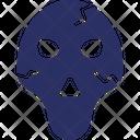 Halloween Halloween Face Horror Icon