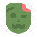 Halloween Zombie Living Dead Icon