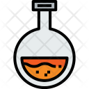 Halloween Flask Holiday Icon