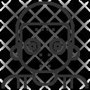 Halloween Mask Festival Icon