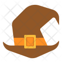 Halloween Hat Horror Icon