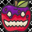 Halloween Apple Icon