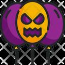 Halloween Balloon Icon