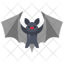 Bat Animal Halloween Icon