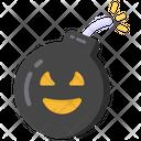 Blast Bomb Halloween Bomb Icon