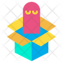 Evil Ghost Scary Icon