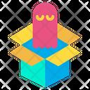 Halloween Box Icon