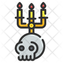 Halloween Candelabra Icon