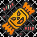 Halloween Candies Icon
