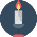 Halloween Candle Icon
